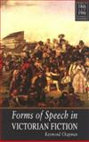 Forms of Speech in Victorian Fiction 9780582087460