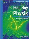 Halliday Physik : Bachelor-Edition, Halliday, David and Resnick, Robert, 3527407464