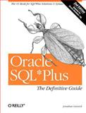 Oracle SQL*Plus, Gennick, Jonathan, 0596007469