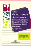 The Grantseeker's Answerbook, Drake-Major, Laurel and Ferguson, Jacqueline, 0834217465