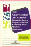 The Grantseeker's Answerbook, Drake-Major, Laurel and Ferguson, Jacqueline, 0834217465
