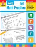 Daily Math Practice, Grade 6+, Evan-Moor, 1557997462