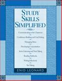 Study Skills Simplified, Leonard, Enid, 0321127463