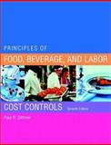 Principles of Food, Beverage, and Labor Cost Controls Package, Seventh Edition (Includes Text and NRAEF Workbook), Dittmer, Paul R. and NRA Educational Foundation Staff, 0471237469