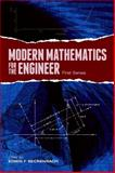 Modern Mathematics for the Engineer: First Series, , 0486497461