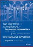 Tax Planning and Compliance for Tax-Exempt Organizations, Blazek, Jody, 1118797469