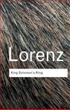 King Solomon's Ring, Konrad Lorenz, 0415267463