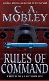 Rules of Command, C. A. Mobley, 0425167461