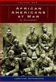 African Americans at War, Jonathan Sutherland, 1576077462