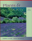 Plants and Society, Levetin, Estelle and McMahon, Karen, 0077967461