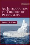 An Introduction to Theories of Personality, Robert Ewen B, Robert B. Ewen, 184169746X