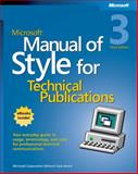 Microsoft Manual of Style for Technical Publications, Microsoft Official Academic Course Staff and Microsoft Corporation Staff, 0735617465
