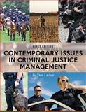 Contemporary Issues in Criminal Justice Management, Lacher, Don, 1626617465