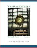 Social Psychology, Franzoi, 0072967471