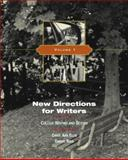 New Directions for Writers Vol. 1 : College Writing and Beyond, Ellis, Carol Ann D. and Reed, Cheryl, 0321067479