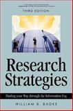 Research Strategies, William Badke, 059547747X