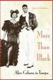 More Than Black : Afro-Cubans in Tampa, Greenbaum, Susan D., 0813027470