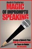 Magic of Public Speaking, Andrii Sedniev, 1622097475