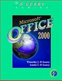 Microsoft Office 2000, O'Leary, Timothy and O'Leary, Linda I., 0072337478