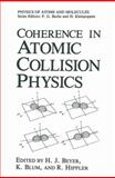 Coherence in Atomic Collision Physics : For Hans Kleinpoppen on His Sixtieth Birthday, , 1475797478