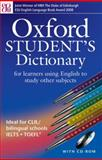 Oxford Students Dictionary, , 0194317471