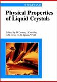 Physical Properties of Liquid Crystals, , 3527297472