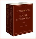Handbook of Social Psychology, , 0470137479