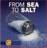 From Sea to Salt, Robin Nelson, 0822507471