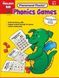 Phonics Games, The Mailbox Books Staff, 1562347470