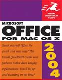 Microsoft Office 2004 for Mac OS X, Steve Schwartz, 0321247477