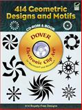 414 Geometric Designs and Motifs, Dover, 0486997472
