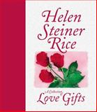 A Collection of Love Gifts, Helen Steiner Rice, 1557487472
