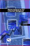 Effective Databases for Text and Document Management, , 1931777470