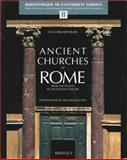 Ancient Churches of Rome : From the Fourth to the Seventh Century, Brandenburg, Hugo, 2503517471