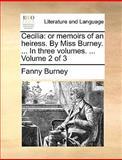 Cecilia, Fanny Burney, 1170427472