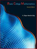 Basic College Mathematics, Martin-Gay, K. Elayn, 0130087475