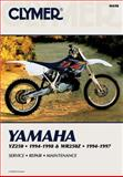 Yamaha YZ250, 1994-1998 and WR250Z, 1994-1997, Clymer Publications Staff, 0892877472