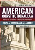 American Constitutional Law 9th Edition