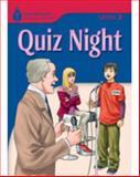 Quiz Night 9781424007479