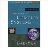 Dynamics of Complex Systems, Yaneer Bar-Yam, 0201557487