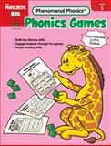 Phonics Games, The Mailbox Books Staff, 1562347489