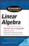 Schaums Easy Outline of Linear Algebra Revised, Lipschutz, Seymour and Lipson, Marc, 0071777482