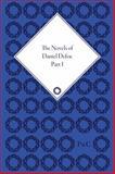 The Novels of Daniel Defoe, , 1851967486