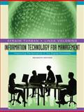 Information Technology for Management : Improving Performance in the Digital Economy, Turban, Efraim and Leidner, Dorothy, 0470287489