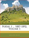 Poésie, I 1887-1892, Adolphe Retté, 1141197480
