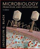 Microbiology : Principles and Explorations, Black, Jacquelyn G., 0470107480