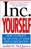 Inc. Yourself, Judith H. McQuown, 0887307485
