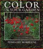Color in Your Garden, Hobhouse, Penelope, 0316367486