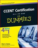 CCENT Certification All-in-One for Dummies, Glen E. Clarke, 0470647485