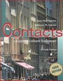 Contacts Euro Edition : Langue et Culture Françaises, Valette, Jean-Paul and Valette, Rebecca M., 0618007482